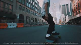 Le skate électrique Acton Blink S2 dans New York City
