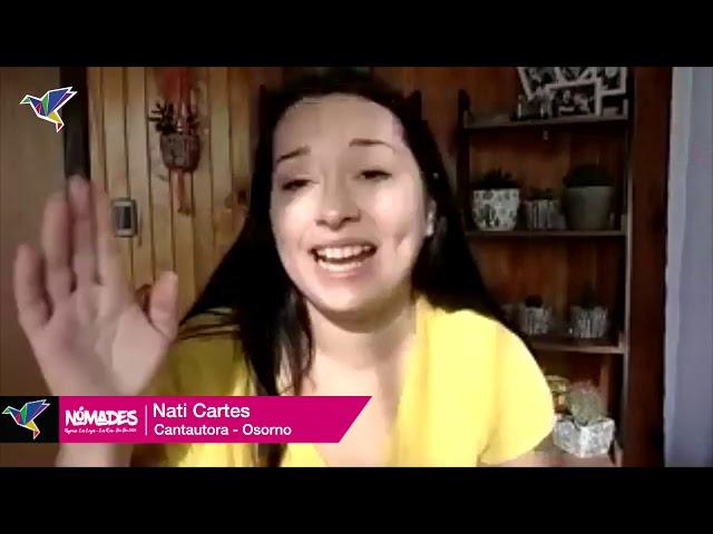 Nati Cartes - Cantautora de la ciudad de Osorno.