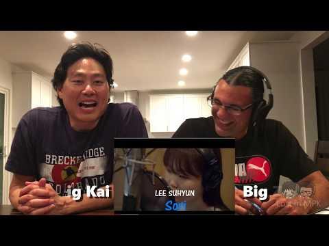 Clueless Guys reacting to LEE SUHYUN (AKMU) - Sori (Mr. Sunshine OST)