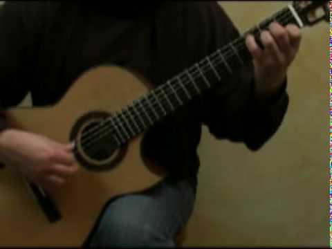 el malecon by Mike O´Hardy aus Kubanische Canzonettas Folk Picking Fingerstyle.mpg
