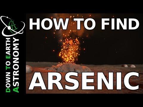 HOW TO FIND ARSENIC   ELITE DANGEROUS