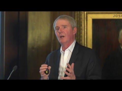 Sir Nigel Shadbolt talks about Open Linked Data and SkillsPlanner