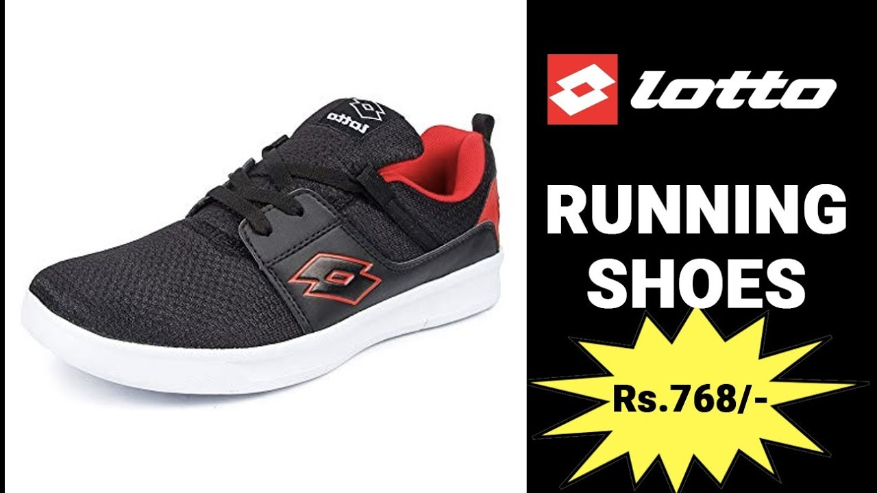 good quality choose genuine real quality Cheapest Running Shoes Online (2019)   Lotto Men's String Running Shoes