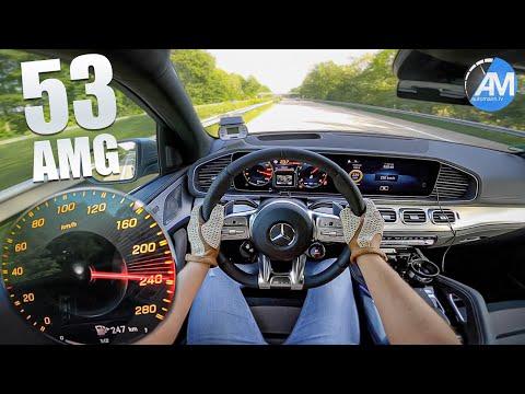 GLE 53 AMG | 0-240 Km/h Acceleration | By Automann