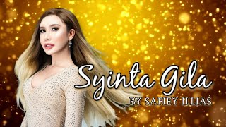 MV Syinta Gila - Safiey Illias (Official Music Video) TV SYINTA GILA