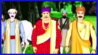 Akbar And Birbal Animated Story ( Full Hindi )