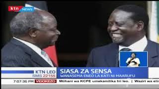 Siasa za sensa: wanasiasa wa mlima Kenya wasema eneo la kati ni maarufu