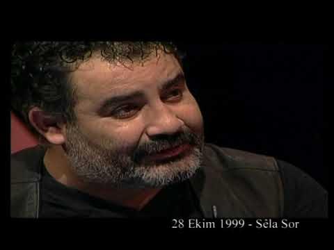 AHMET KAYA-28 Ekim 1999- MEDYA TV SÊLA SOR PROGRAMI