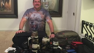 Packing for an African Photo Safari