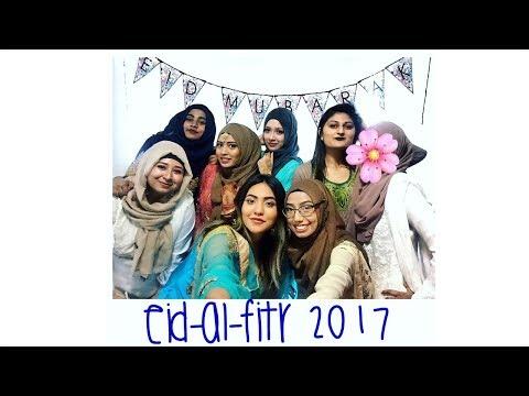 EID AL FITR 2017 | VLOG - Friends & Family