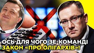 У Зеленського планують зачистити медіаринок напередодні виборів / УМАНСЬКИЙ