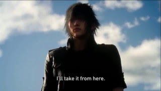 Final Fantasy XV - Stand by me - Florence + the Machine