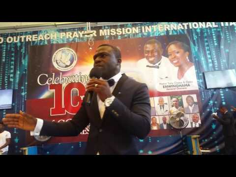 World Outreach Prayer Mission International (W.O.P.M.I) Easter Sunday Service 2017