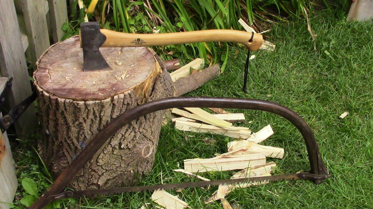 Gransfors bruk small forest axe 30 bow saw youtube gransfors bruk small forest axe 30 bow saw keyboard keysfo Images