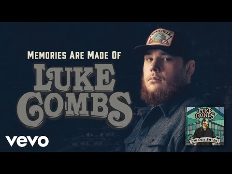 Luke Combs - Memories Are Made Of (Audio) Thumbnail image