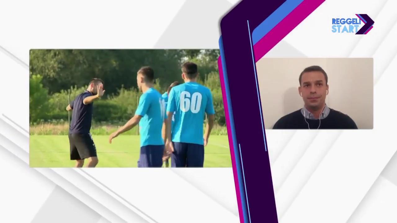 DIGI Sport Reggeli Start Bozsik J³zsef