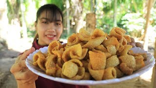 Yummy cooking Crispy pork skin recipe - Cooking skill
