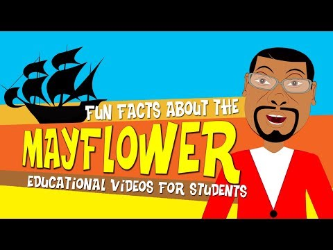 Fun Facts about the Mayflower Tour Facts for Kids! Watch as we tour the ship here (Thanksgiving)