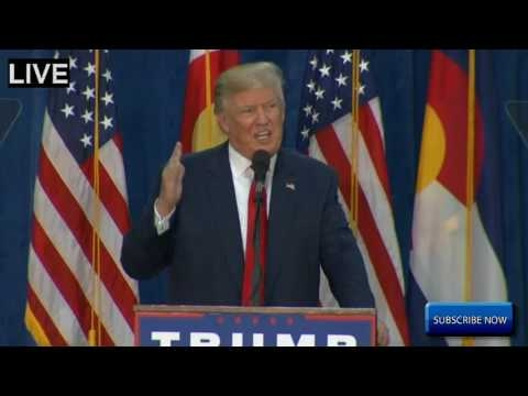 FULL Donald Trump FANTASTIC Rally in Greeley, Colorado NAILED IT AGAIN!