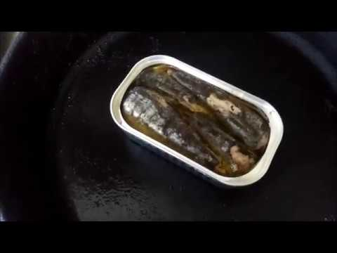 The Only Way To Eat Sardines From The Can