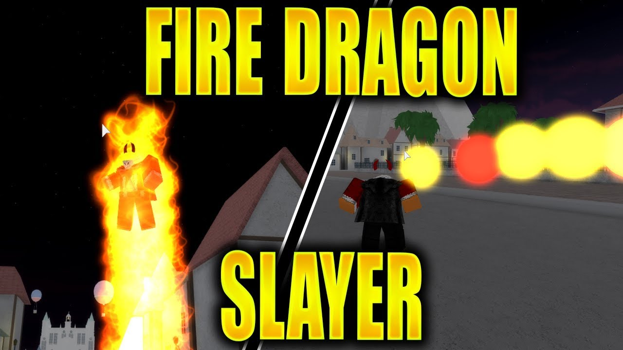 FIRE DRAGON SLAYER MAINE! | Fairy Tail Magic Revelations in Roblox |  iBeMaine