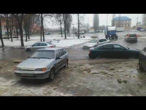 16.02.2016 г. Липецк, Гагаринский сквер