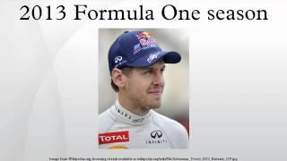 2013 Formula One season