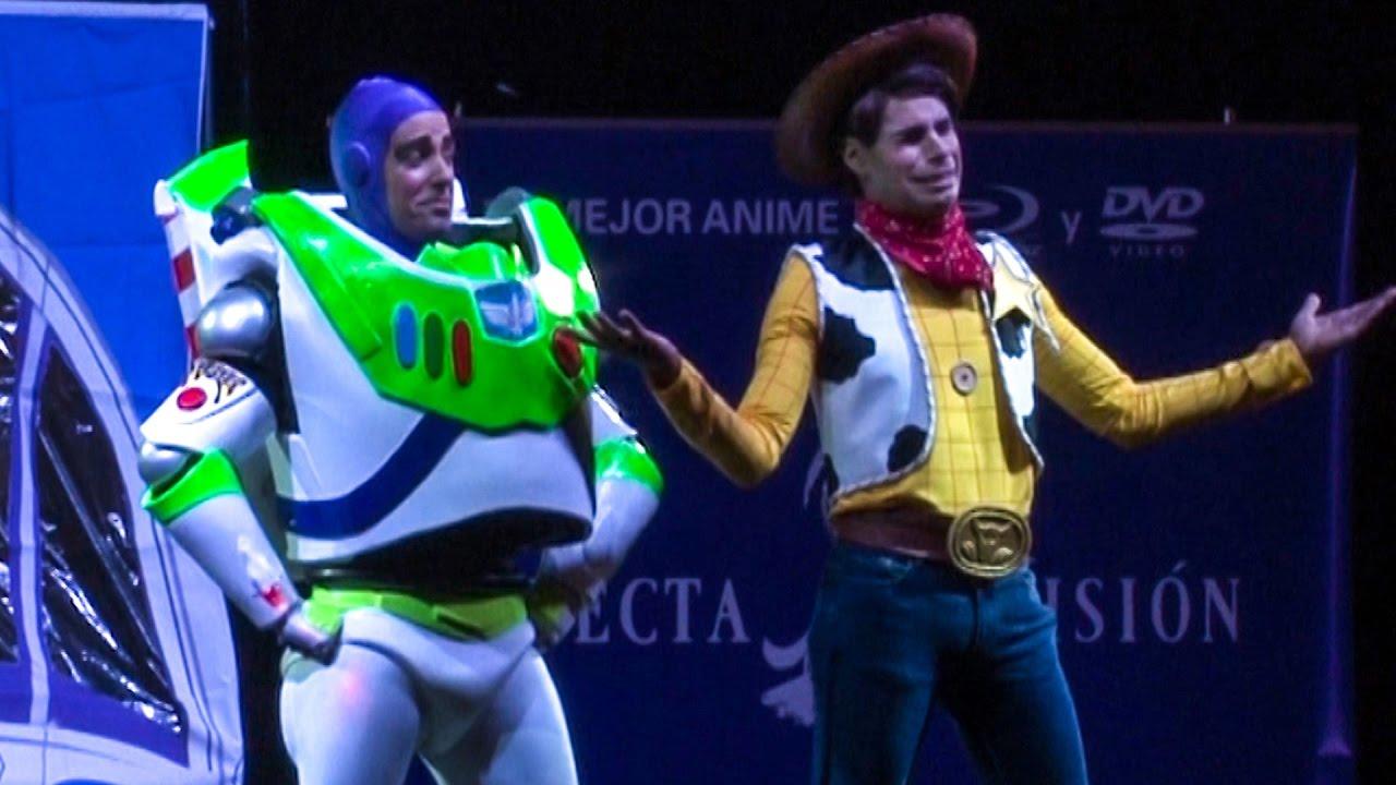 muestra cosplay