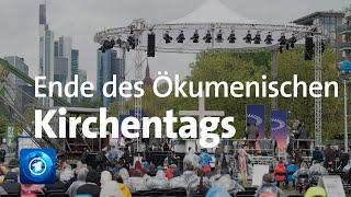 3. Ökumenischer Kirchentag: Steinmeier ruft zur Versöhnung auf