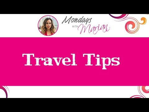 MWM - Travel Tips (Filmed in Majorca, Spain!)