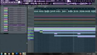 Basshunter- Now you're gone flp