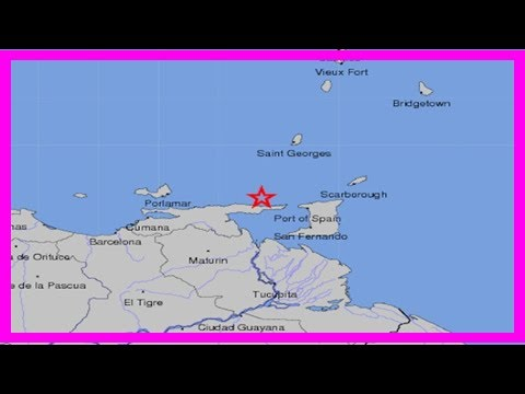 Breaking News   Venezuela, trinidad & tobago ready aid for hurricane-devastated dominica