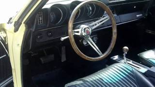 1968 Oldsmobile Cutlass Ciera Cruiser 442 Classic Muscle Car for Sale in MI