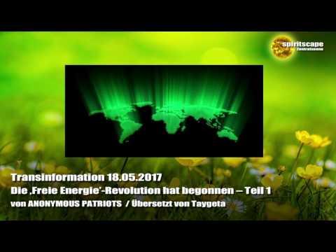 Die 'Freie Energie'-Revolution hat begonnen – Teil 1 - Transinformation - 18.05.2017