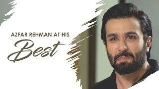 Azfar Rehman at his best   Aatish   HUM TV   HUM Spotlight