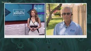 ASK THE EXPERTS: Can you get coronavirus from swimming pool water?