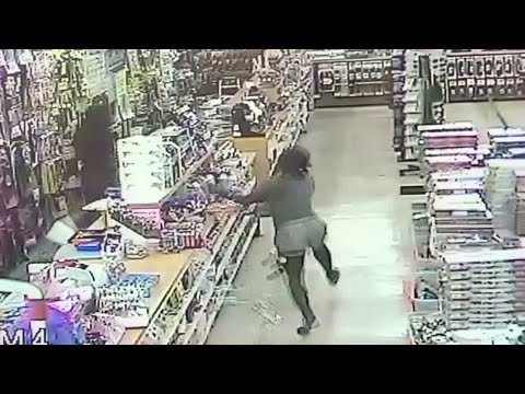 Beauty Supply Store Customer Caught On Camera Attacking Employee