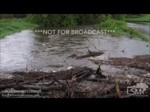 July 21, 2017, Northeast Iowa Flash Flooding