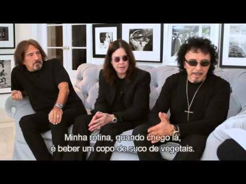 Black Sabbath Entrevista 2013