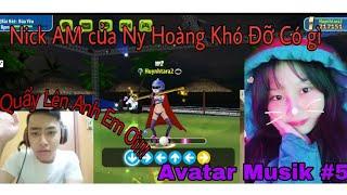 [Avatar Musik #5] Nick NY Của HKD Có Gì. khi Hoàng Khó Đỡ Nhảy?? :v