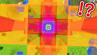 Minecraft Colorful trick box