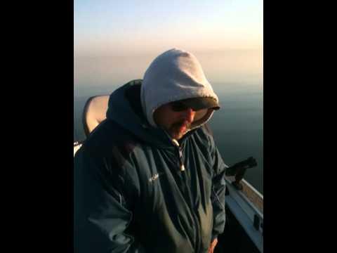 Big Lk. Adventures   Lk. Erie 3/14/2012