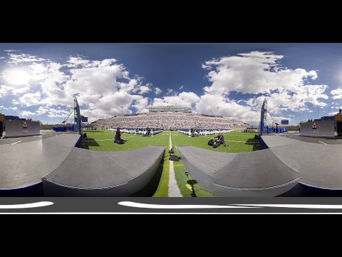 United States Air Force Academy Graduation of the Class of 2018