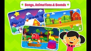 Kids Nursery Rhymes and Puzzles Game - Android App