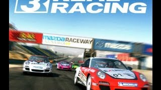 Обзор игр на планшет выпуск 3: Real Racing 3