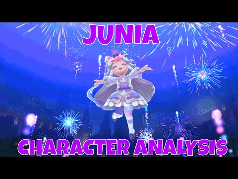 JUNIA, Explosive Adolescent Character Analysis Knights Chronicle