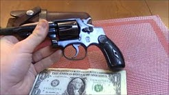 Shooting the Smith and Wesson 32