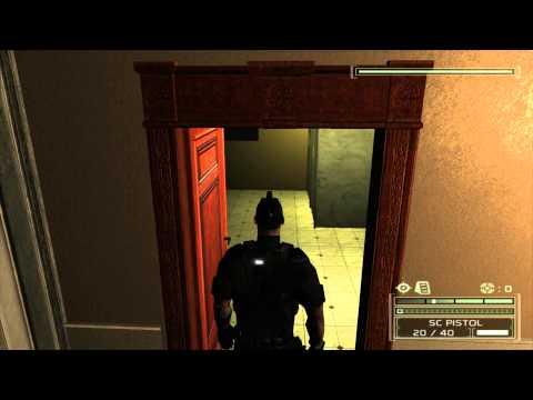 Splinter Cell 3: Chaos Theory: Bank (Cutscenes | Normal)