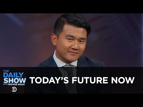 Today's Future Now - Wearable Technology | The Daily Show