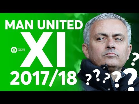 Manchester United XI 2017/18 vs West Ham? WHO PLAYS?!?! The HUGE Debate LIVE!